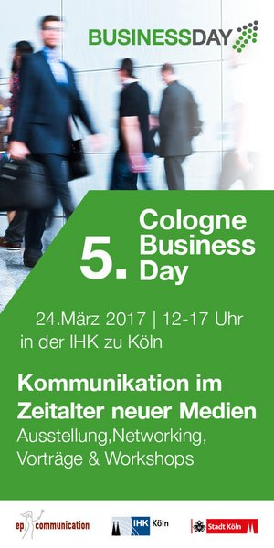 CompuKöln beim Cologne Business Day 2017